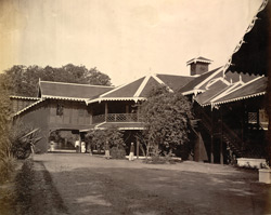 Chief Commissioner's House, Rangoon